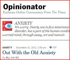 Opinion-Anxiety