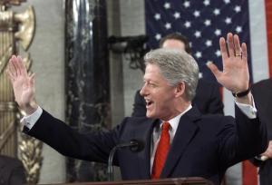 Clinton SOTU, 2000