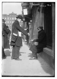 N.Y. City, early 1900s