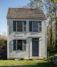 Barnstable, 1690 building (K.C. Zirkel)