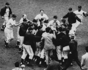 Giants' last-minute heroics wins 1951 playoffs