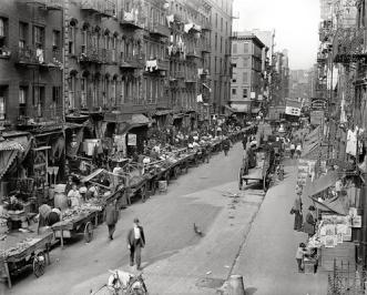 Little Italy 1905
