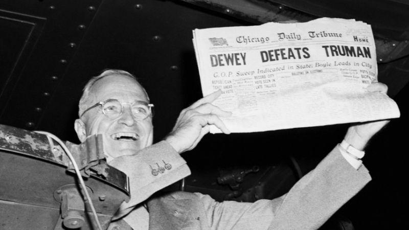 Truman-Dewey